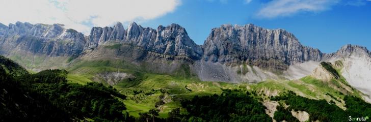 Sierra de los Alanos – Pirineos – Ansó