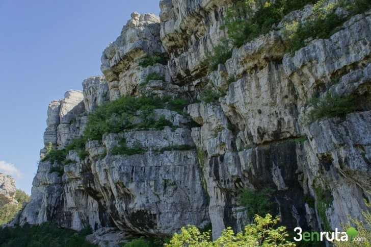 Barranc del Salt – Portell de l'infern (Tinença de Benifassà)