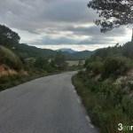 carretera Penyes Roges
