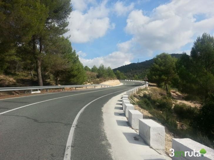Alcoy – Castalla – Villena – Canalí – Buitres – Alcoy(Preventori)