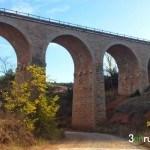 Puente de la via verde de Ojos Negros