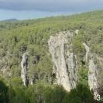 Rocas desde la ctra. de la Fuente Roja