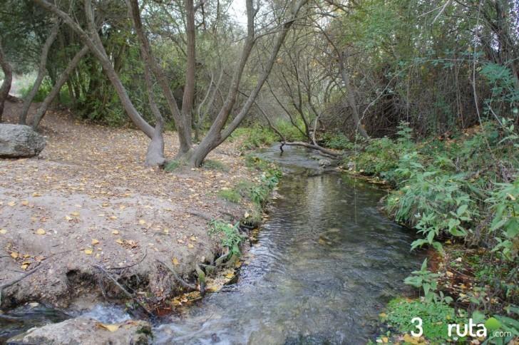 Nacimiento Río Vinalopó – Castillo Viejo Vinalopó – Toll Blau