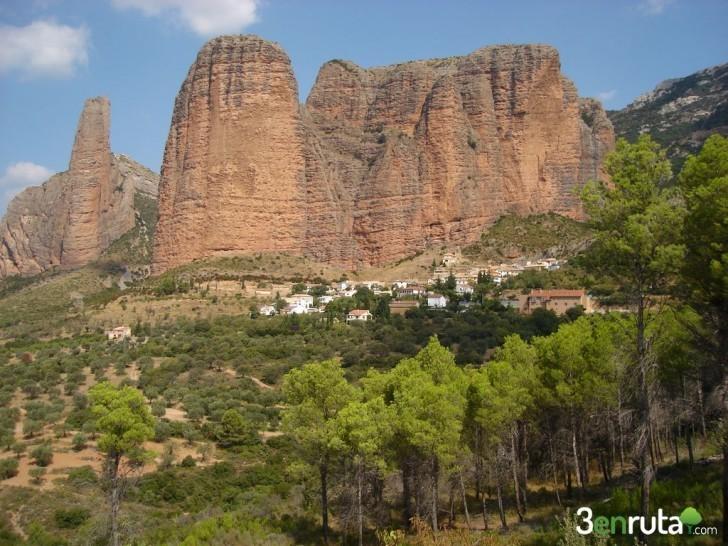 Los Mallos de Riglos – Huesca