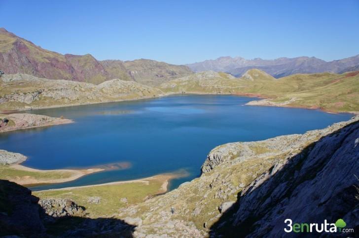 Refugio de Lizara al Ibón Estanés