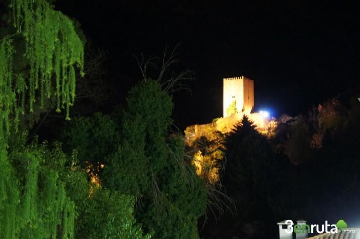 Cazorla – Castillo de la Yedra – Castillo de las 5 esquinas