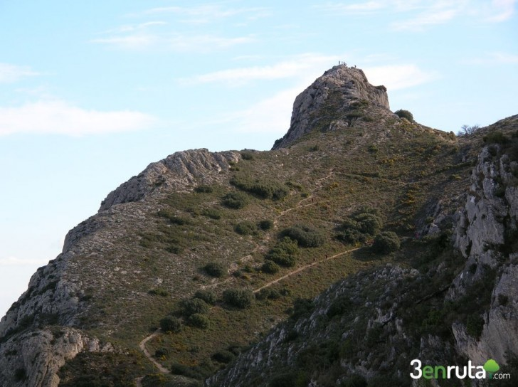 Benicadell por Gaianes