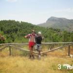 Vista del pico del Montcabrer