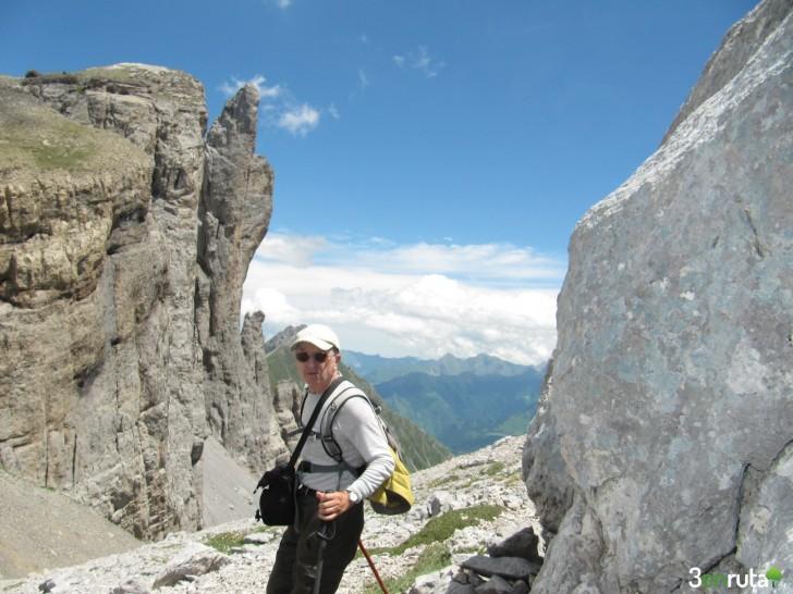 Collado de Petrechema, Aguja Sur de Ansabere – Pirineos