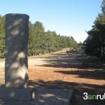 Monumento a los agentes forestales