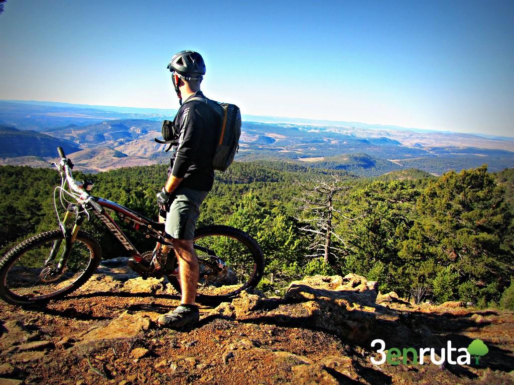 Vista desde el Pico Peñarroya