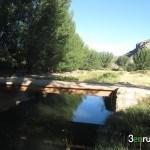 Puente para cruzar el río Alfambra
