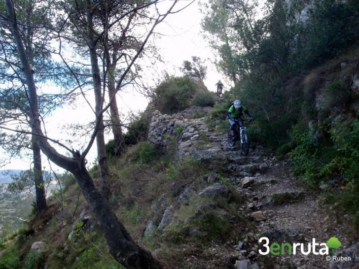 La ruta dels 8 pobles (Vall de Gallinera).