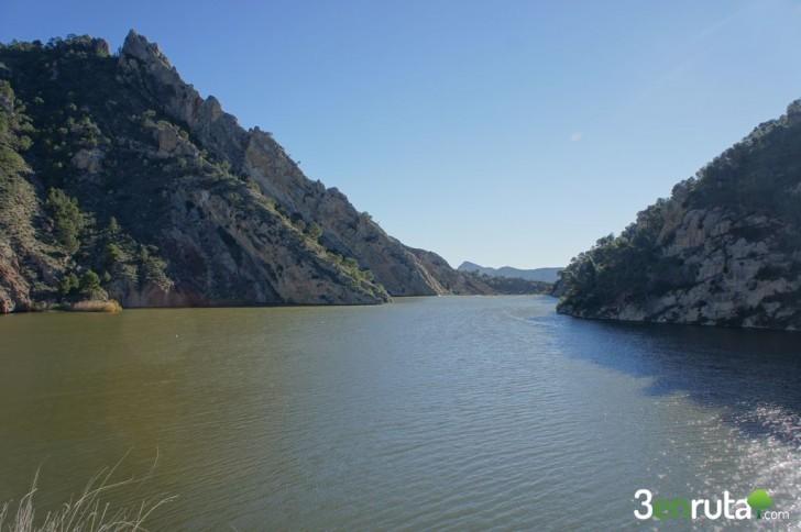 Pantano de Tibi – 3 rutas distintas