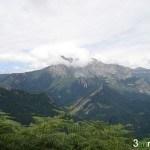 Pico Tiatordos desde el Bosque de Peloño