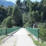 Vía Verde cerca de Alcoy