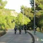 Via verde desde Muro hacia el antiguo puerto de Albaida