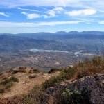 Vistas desde el pico del Benicadell (Pantano de Beniarres)