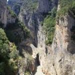 Vistas del Congost del Mont-Rebei