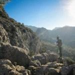 Vistas desde el alto del Pas del Golerò