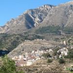 Vista de Xixona