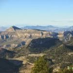 Vistas desde las antenas del Maigmó