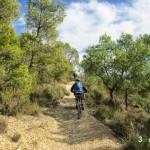 """Desde """"La Rabosa"""" tomaremos la senda para continuar nuestra ruta"""