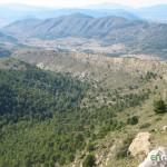 Caminaremos por la cresta de la Sierra del Fraile