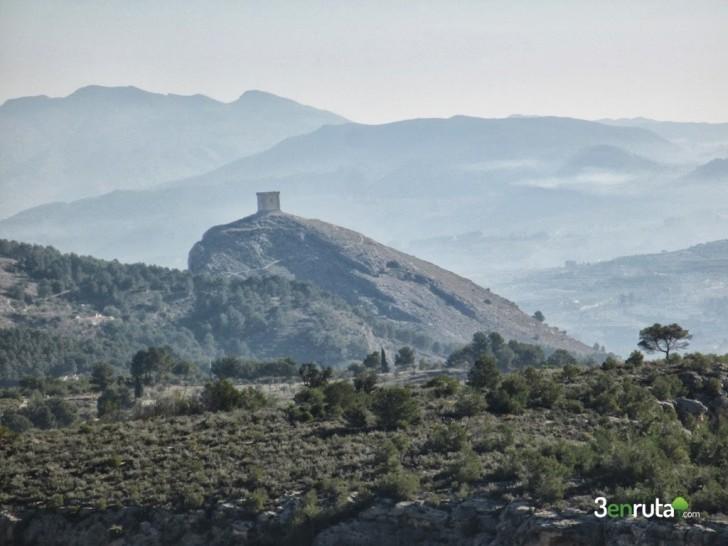 Serelles (Alcoy) – Montcabrer – Cava Don Miguel – Alcoy