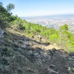 Bajada desde el Refugio de Montcabrer