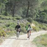 """Camino al """"Mas de la Mata"""""""