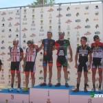 El podium en la segunda etapa (vaya, no estamos nosotros :P )