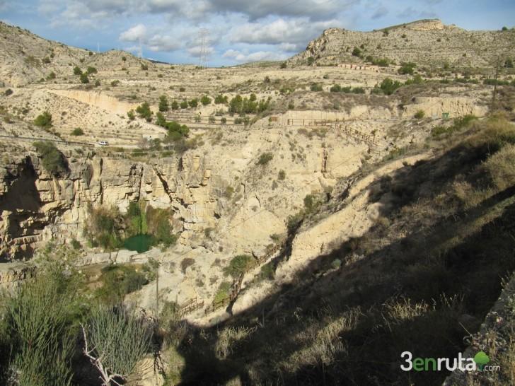 El Salt – Barranco rio de la Torre – Xixona