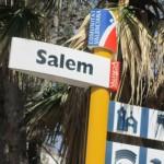 Entrada a Salem