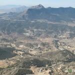 Vistas desde la cumbre (El Maigmó y Tibi)