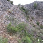 Cornisa de roca