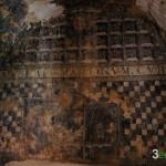 Interior de la Ermita de San Martín
