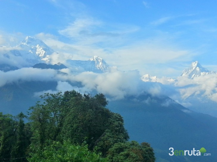 Trekking Annapurna  (Ghorepani-Ghandruk Loop 5 dias)