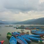 Lago Phewa Tal - Pokhara