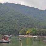 Lago Phewa Tal y Pagoda Paz Mundial