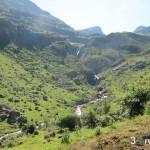 Salto del rio desde Aguas Tuertas a Guarrinza