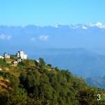 Lo que deberiamos haber visto sin nubes - Nagarkot