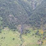 Cascada desde el Ibon Acherito
