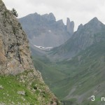 Vista de las Agujas del Petrechema