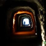 Los túneles están perfectamente iluminados