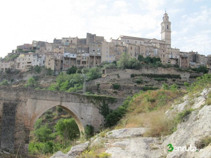 Barranc de l'Infern – Ermita del Sant Crist – Bocairent