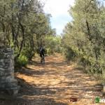 Cadena del espacio natural del Mas de Prats