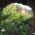Desde la ventana del Molino de la Hoz