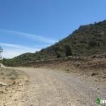 Pista desde Rubielos a la Ermita de Santa Isabel