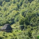Un Teito, cabaña típica de Somiedo